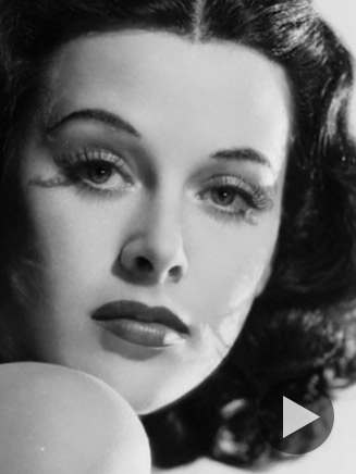 Hedy Lamarr Video on Biography.com